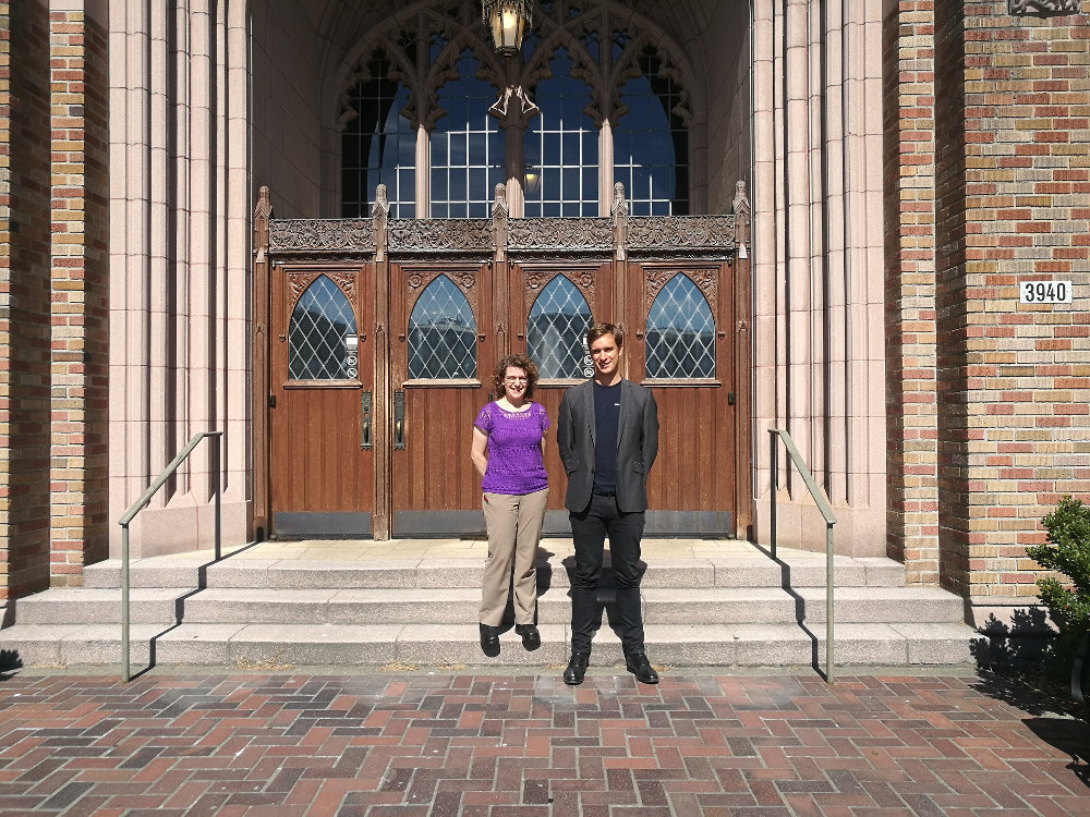 Emily M. Bender and Leon Derczynski, at the University of Washington